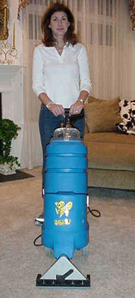 CARPET CLEANING EXTRACTOR